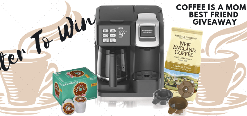 Hamilton Beach Programmable Coffee Maker Giveaway