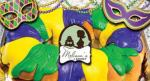 Mardi Gras King Cake From Melissas Bakery Contest - Win Prize