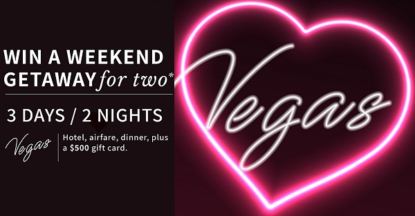 Rogers Las Vegas Vacation Sweepstakes - Win Trip