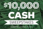 TriStar Cash Sweepstakes - Win Cash Prizes
