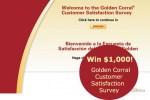 Golden Corral Listens in Feedback Survey - Win Cash Prizes