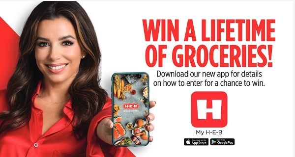 HEB Grocery Sweepstakes - Win Gift Card