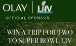 Olay Super Bowl LIV Trip Sweepstakes - Win Tickets