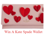Win A Kate Spade Wallet Sweepstakes