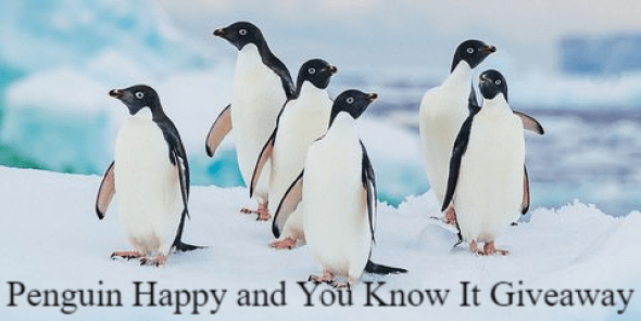 Penguin Happy and You Know It Giveaway