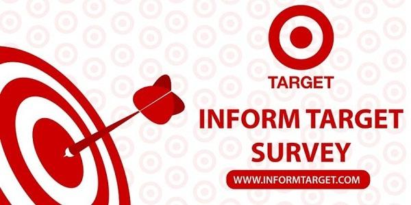 Inform Target Feedback Survey - Win Gift Card