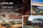 Lexus Valentines Sweepstakes - Win Trip