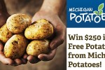 Win Free Potatoes for a Month Contest