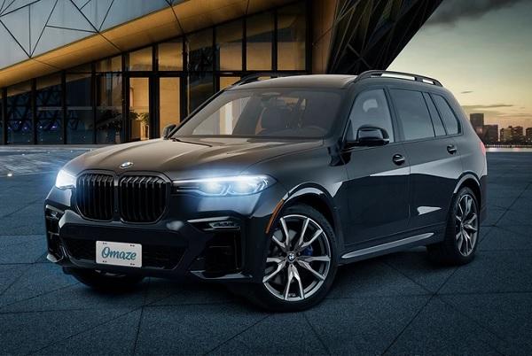 Omaze BMW Sweepstakes