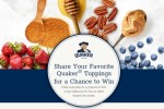 Quaker Oatmeal Favorite Flavors Sweepstakes and Instant Win Game