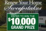 Renew Your Home with Andersen Sweepstakes - Win Gift Card