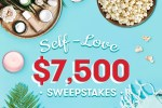 Tasty Rewards Self love Sweepstakes - Win Cash Prizes