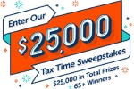 Netspend Tax Time Sweepstakes - Win Gift Card