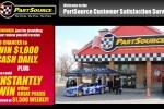 PartSource Customer Satisfaction Survey - Win Cash Prizes