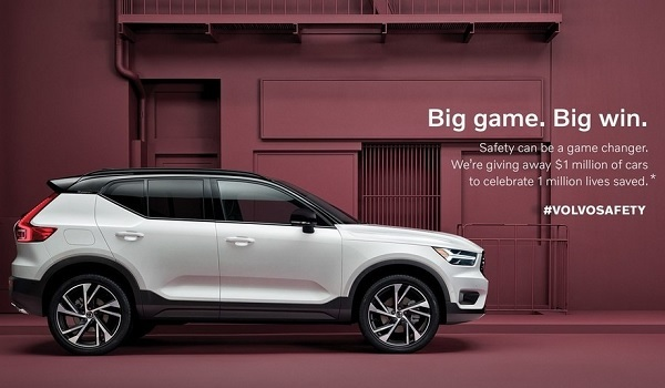 Volvo Cars Sweepstakes - Win Car