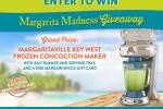 Margaritaville Margarita Madness Giveaway - Win Prize