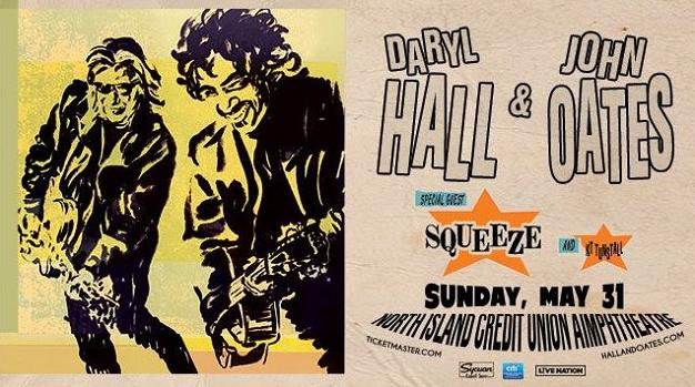 Daryl Hall & John Oates Tickets Sweepstakes - Win Tickets