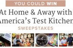 America's Test Kitchen Sweepstakes - Win Tickets