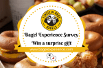 BagelTalk Guest Experience Survey - Win Gift Card