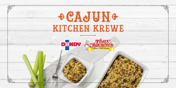 Dandy Cajun Kitchen Krewe Sweepstakes - Win Prize