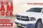 Cavenders Durango Ram Truck Giveaway