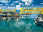 Daily Blast Live Sandals Resort Vacation Sweepstakes - Win Tickets