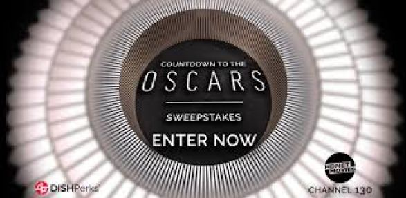 Countdown to the Oscars Sweepstakes - Win Tickets