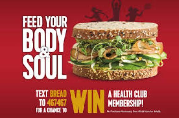 Arnold Bread Feed Your Body & Soul Sweepstakes