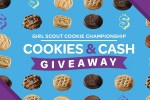 Food Network Cookies and Cash Giveaway - Win Cash Prizes