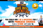 Mike and Molly Dive Into Adventure Sweepstakes - Win Gift Card