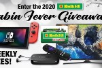 Kwik Fill Cabin Fever Giveaway - Win Gift Card