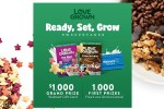 Love Grown Walmart Sweepstakes - Win Gift Card
