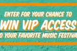 Malibu Festivals Sweepstakes - Win Gift Card