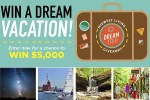 Midwestliving.com Dream Trip Sweepstakes