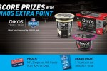 Oikos Extra Point Instant Win Game and Sweepstakes