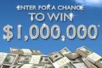 PCH.com One Million Money Drop Giveaway