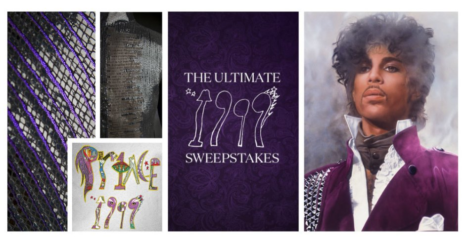 Prince Store The Ultimate 1999 Sweepstakes
