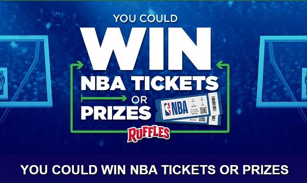 Ruffles Basketball Instant Win Game - Win Tickets