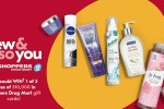 Shoppers Drug Mart New & So You Contest - Win Gift Card
