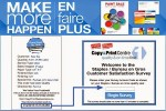 Bureau en Gros & Staples Listen Opinions Survey Sweepstakes
