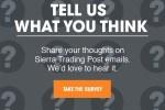 Sierra Customer Satisfaction Survey Sweepstakes