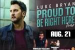 Luke Bryan Contest - Win Tickets