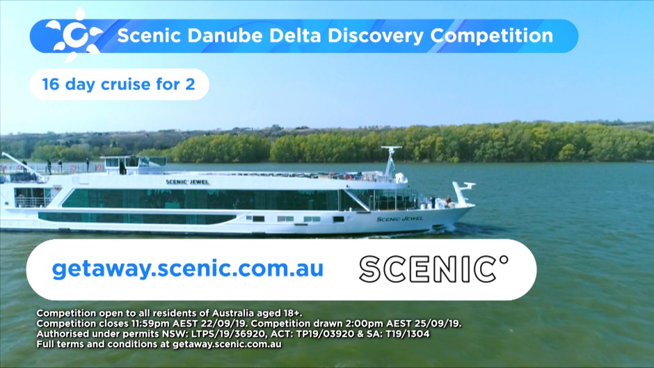 Getaway Scenic Cruise Competition
