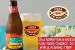 Kona Fishing Sweepstakes
