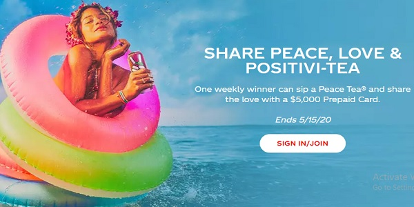 Coca Cola $5000 Weekly Giveaway