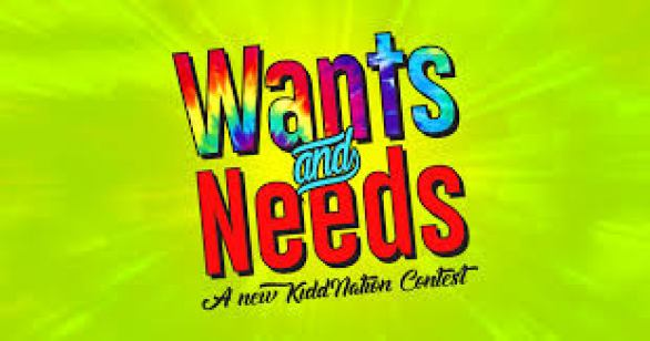 Kidd Nation Wants & Needs Contest