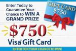 Country Sampler Visa Gift Card Giveaway