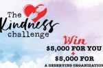The Kindness Challenge Sweepstakes
