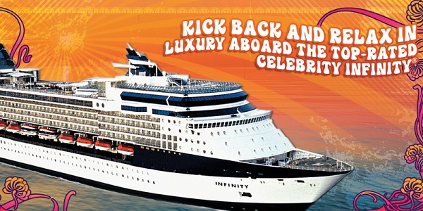 Flower Power Cruise 2021 Giveaway - Win Trip