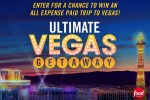 Food Network Ultimate Vegas Getaway Sweepstakes